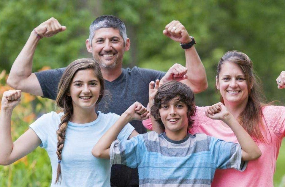 Family-Personal- Training -Session-Somerset