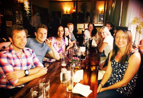 iOme Fitness Social At The White Horse In Haselbury Plucknett