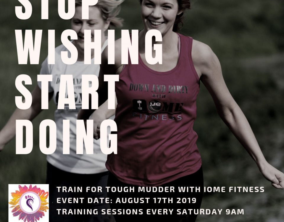 Train With iOme For Tough Mudder